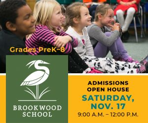 Brookwood School Open House Manchester MA