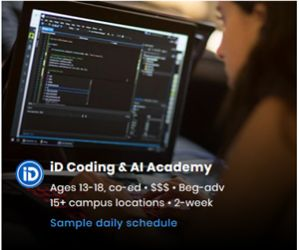 Coding, Game Development, Robotics, Design