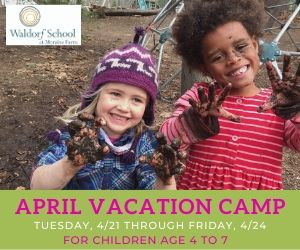 Vacation Week at Waldorf School at Moraine Farm
