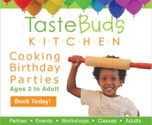 Cooking Classes and Birthday PArties for Kids in Beverly and Andover