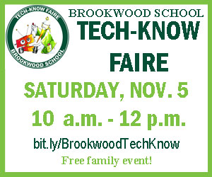 Brookwood School Tech Know Faire in Manchester MA