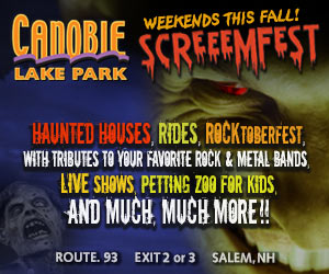 Canobie ScreemFest in Salem NH