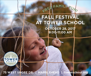 Fall Festival at Tower School in Marblehead MA