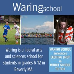Waring School Beverly MA