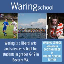 Waring School Beverly MA