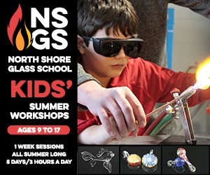 North Shore Glass School - Glass Blower - Salem