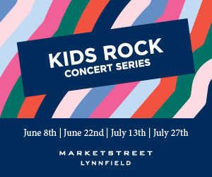 Kids events at MarketStreet Lynnfield