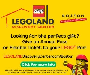 LegoLand Discovery Center Boston MA