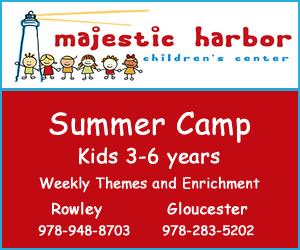 Preschool Kids Summer Program in Rowley and Gloucester Massachusetts