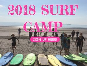 Surf lessons for kids and adults north of Boston