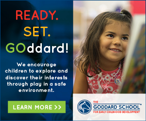Childcare, infant care, preschool at Goddard School Middleton MA