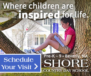 Shore Country Day School - PreK through grade 9 in Beverly MA