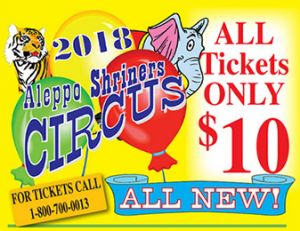 Shriners Circus in Wilmington MA