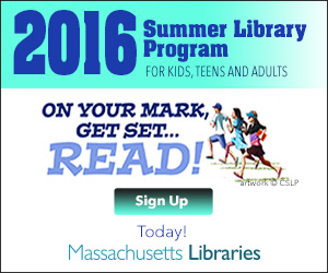 This summer, libraries across Massachusetts are offering reading programs for children teens and adults!