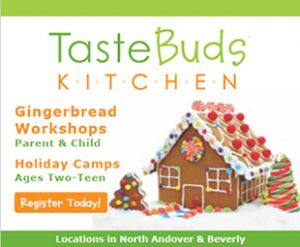 Cooking classes for kids and adults in Beverly MA