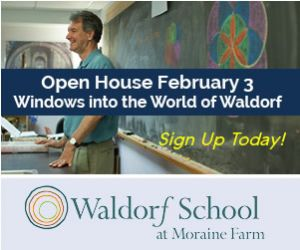 Waldorf School at Moraine Farm in Beverly MA