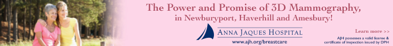 Anna Jaques Hospital in Newburyport MA Mammogram Quick and Easy