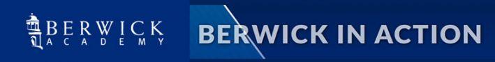 Berwick Academy for grades PreK to 12