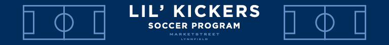 Lil Kickers Soccer Program for North Shore children and families