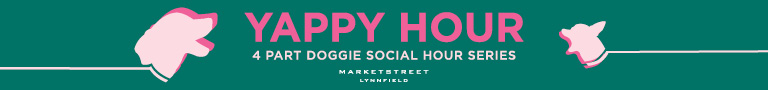 Dogs, dog events at MarketStreet Lynnfield, Dining, Shopping and Entertainment for Families