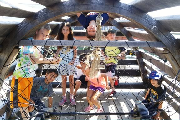 Kids have a blast on the waterfront with Maritime Gloucester's Harbor Discovery Program
