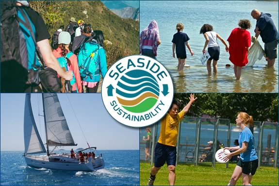 Seaside Sustainability programs are built on a foundation that emphasizes the importance of sustainability in harboring an earth in which future generations will be able to thrive.