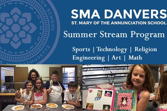 Saint Mary's Summer Program in Danvers Massachusetts