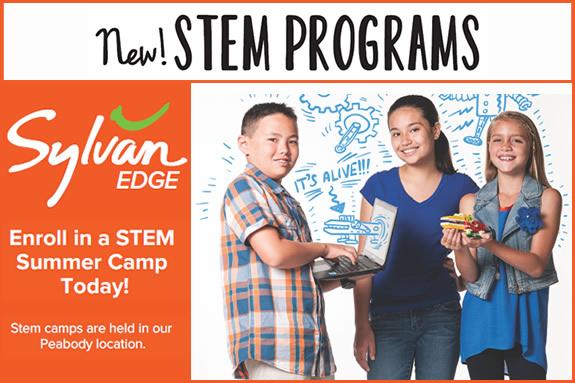 STEM Programs, Robotics, Coding, Math Edge at Sylvan Learning