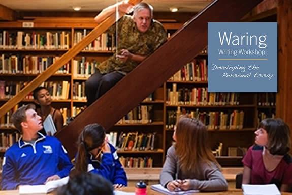 Waring School Writers Workshop for Teens