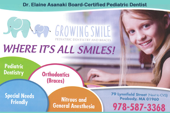 Pediatric Dentistry and Braces, Dentist, Peabody MA
