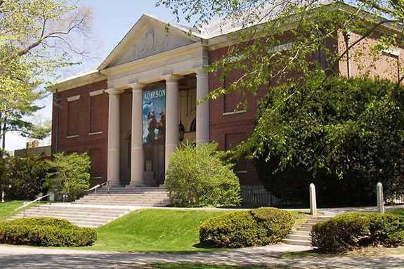 Addison Gallery of American Art Andover MA. Addison Gallery of American Art