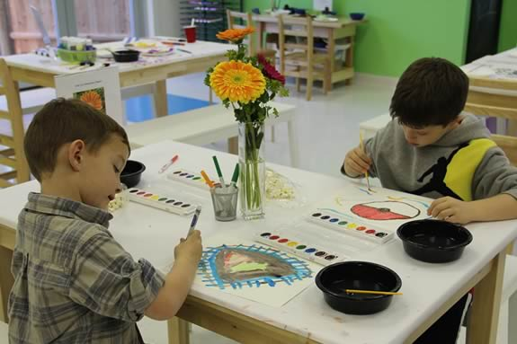 Fariwind Learning Center is a Marblehead Preschool Nursery School