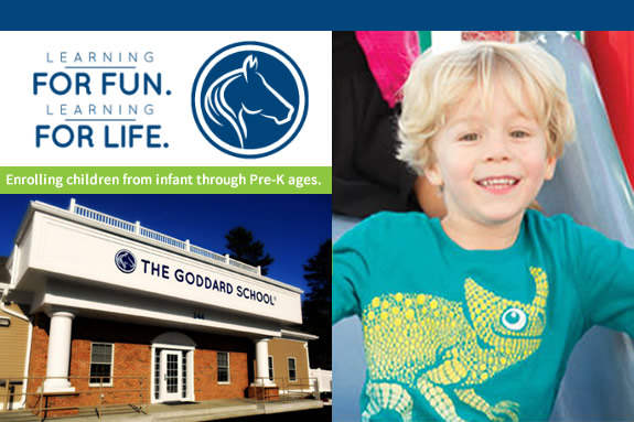 Goddard School for North Shore Children and Families. Infant, preschool, Pr