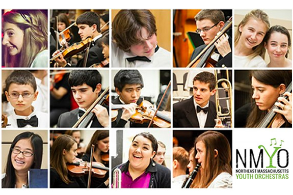 Northeast Massachusetts Youth Orchestras