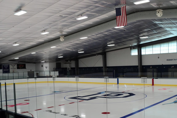 McVann-O'Keefe Memorial Skating Rink in Peabody