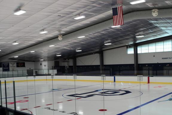 McVann-O'Keefe Memorial Skating Rink in Peabody