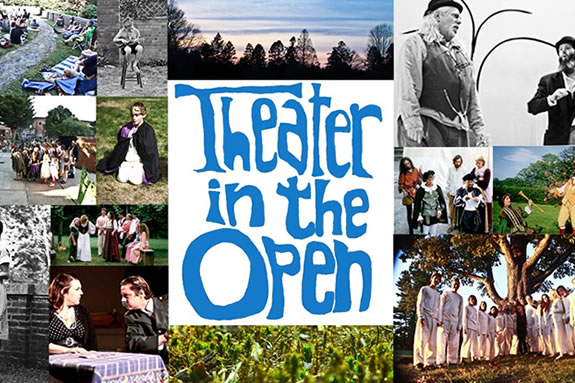 Theater in the Open performs at Maudslay State Park