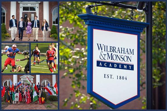 Willbraham & Monson Academy Private School Boston Massachusetts grades 6-12