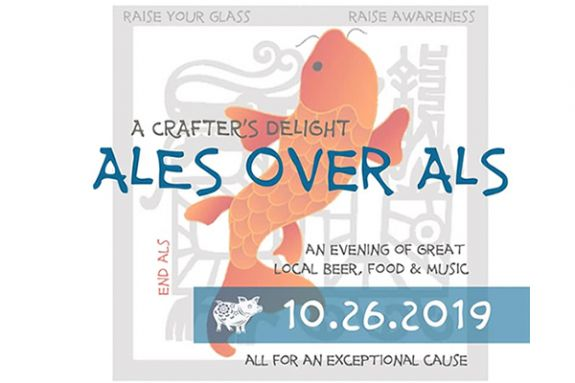 ALS Fundraiser, support Ales over Als - Beer crafting, homebrewing competition