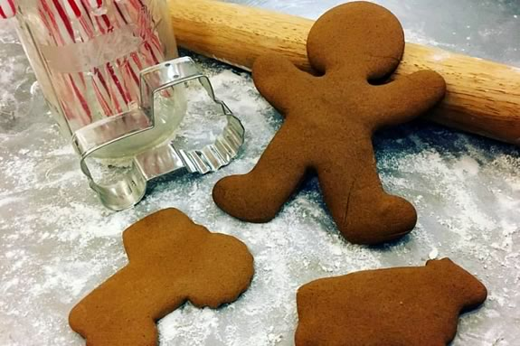 Come make gingerbread farmers and join the holiday fun at Appleton Farms in Ipswich Massachusetts.