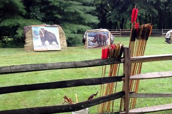 See an ancient weapon demonstration at the Rebecca Nurse Homestead in Danvers as part of Trails and Sails!