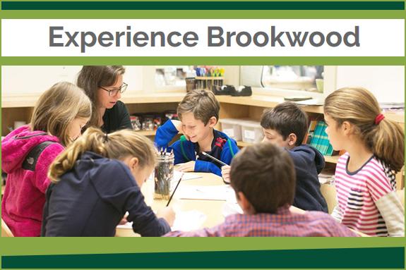 Brookwood School Open Classroom experience