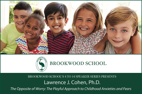 Parent Education at Brookwood School in Manchester MA