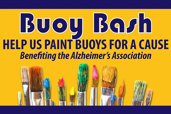 Come paint buoys at Cape Ann Art Haven in Gloucester to benefit the Alzheimer's Association