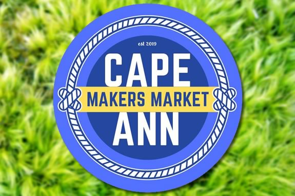 Enjoy a unique Spring shopping experience at the Cape Ann Makers Market in Gloucester Massachusetts