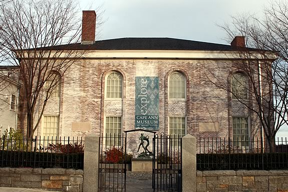 Th eCape Ann Museum is a cultural center of gravity in Glkoucester MA