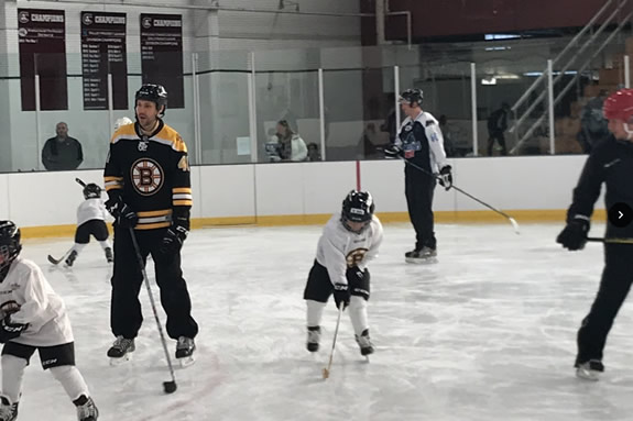 Youth Hockey, Cape Ann Youth Hockey, Gloucester Rink