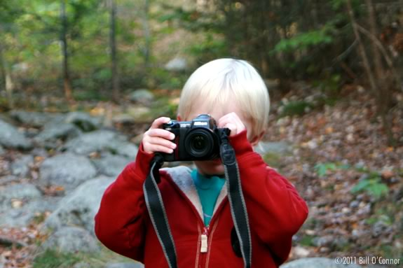 Introduce your family to the basics of digital nature photography at Ipswich River Wildlife Sanctuary. Photo: ©2011 Bill O'Connor