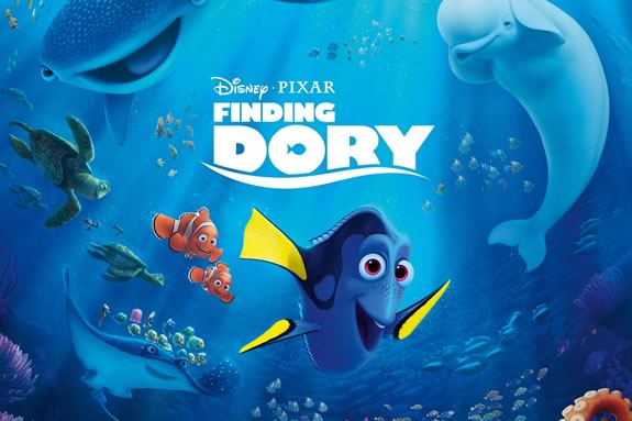Join the fun at Waterfront Park in Newburyport as you watch the Disney Pixar Animated 'Finding Dory'!