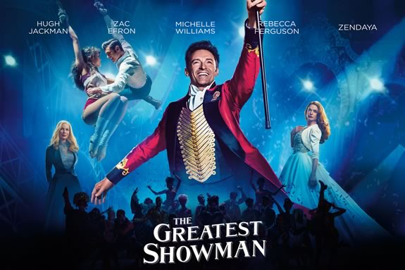 Come watch a FREE showing of The Greatest Showman on the waterfront in Gloucester MA